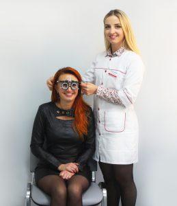 подбор очков у врача офтальмолога