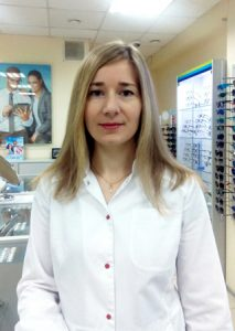 врач офтальмолог в минске